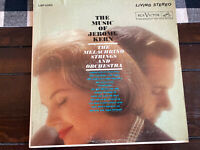 The Melachrino Strings And Orchestra – The Music Of Jerome Kern - RCA LSP 2283