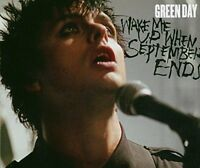 Green Day Wake me up when September ends (2005) [Maxi-CD]