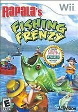 NEW Rapala Fishing Frenzy - Nintendo Wii  *Sealed*