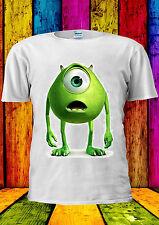Monster Disney Mike Wazowski Cute T-shirt Vest Tank Top Men Women Unisex 406