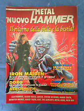 METAL HAMMER N.4/1993 IRON MAIDEN DORO AEROSMITH ACCEPT MONSTER MAGNET