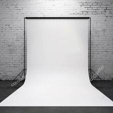 White 6x10ft 1.6x3M Screen Chroma key Background Backdrop for Studio Photo