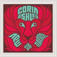 Corin Ashley - New Lion Terraces BRAND NEW SEALED MUSIC ALBUM CD - AU STOCK