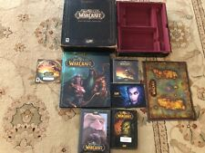 World of Warcraft Collector's Edition Vanilla 2004 (MISSING GAME  NO GAME INCL)