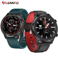 2020 Lemfo DT78 reloj inteligente Podómetro Ritmo cardiaco Bluetooth Android iOS