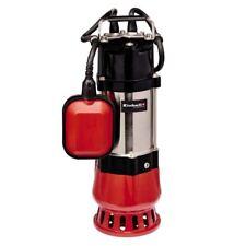 Test Bulk Einhell Elettropompa Acque Scure 500w Gc-dp5010g