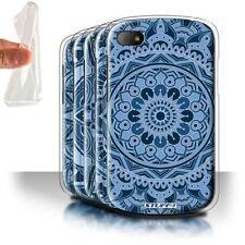 Étuis, housses et coques BlackBerry Q10 en silicone, caoutchouc, gel pour téléphone mobile et assistant personnel (PDA) Blackberry