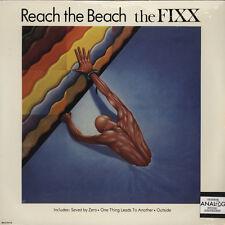 Fixx, The - Reach The Beach (Vinyl LP - 1983 - US - Original)