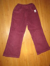Pantalon en velours,prune,Taille 5/6ans,marque Winter Collection,en TBE