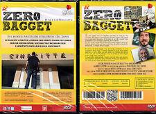 ZERO BAGGET - DVD (NUOVO SIGILLATO)