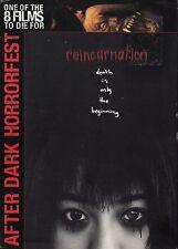DVD REINCARNATION WITH SLIPCOVER - AFTER DARK HORRORFEST - USED - Region 1