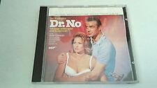 "ORIGINAL SOUNDTRACK ""007 DR.NO"" CD 18 TRACKS MONTY NORMAN BANDA SONORA BSO OST"