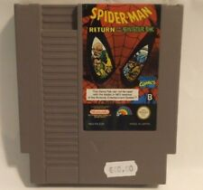 Spider-man - Return of The Sinister Six per NINTENDO NES - LOOSE - PAL