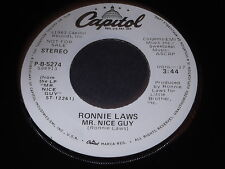 Ronnie Laws: Mr. Nice Guy / (Same) 45