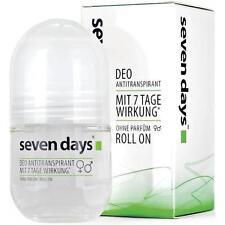 SEVEN DAYS Das Antitranspirant Roll-on Big Ball 50 ml