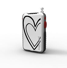 DecoHeart Retractable StrollerLock-4 Foot of Cable for Double Looping Purposes**