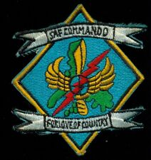 PAF Philippine Air Force SAF Commando Special Operations Patch J-3