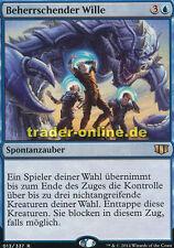 Beherrschender Wille (Domineering Will) Commander 2014 Magic