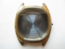 "Omega men's plated watch case ""de Ville"" ref. 196.0144"