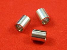 Woodturning 7mm Pen Bushings - For Slimline / Fancy Slimline Pens / Keyrings etc