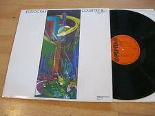 LP Fonograf Country & Eastern Silver Dancer  Vinyl Pepita Ungarn SLPR 702