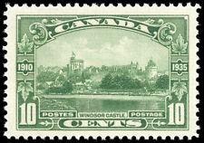 Canada Stamp #215 - Windsor Castle (1935) 10¢ -MNH
