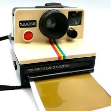 Polaroid 1000 SE Land Camera, Using SX-70 Film camera - Yellowing - Working