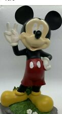 New listing Disney Collectible Mickey Mouse Garden Gnome Statue 8� Tall New