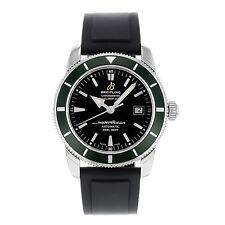 Breitling Armbanduhren aus echtem Leder