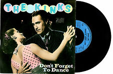 """THE KINKS - DON'T FORGET TO DANCE - RARE 7"""" 45 VINYL RECORD PIC SLV 1983"""