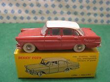 Vintage -  OPEL  REKORD  D.T.        -  Dinky toys  554
