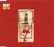 MOBY - Run On (Australian 4 Track CD Single)