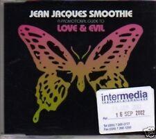(431N) Jean Jacques Smoothie, Love & Evil - 2002 DJ CD