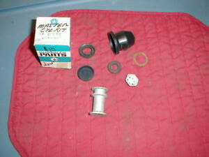 NOS MOPAR 1955-62 MASTER CYLINDER KIT WITH POWER BRAKES DODGE PLYMOUTH CHRYSLER