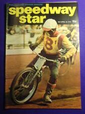 SPEEDWAY STAR - 19 April 1975