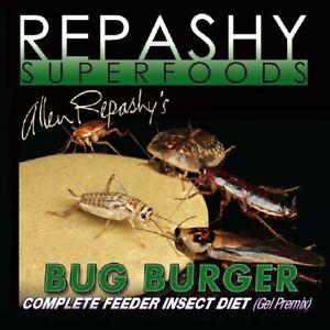 Repashy Superfoods Bug Burger Insect Gel Food 12oz