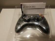 Microsoft Halo 4 xbox 360 controller with Avatar Halo 4 xbox live card w/manual