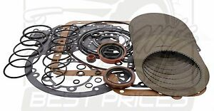 Fits Ford C6 C-6 Transmission Overhaul Rebuild Kit 76-96