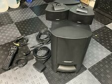BOSE CineMate GS Series-II Digital Home Theater Speaker System *Works Perfect*