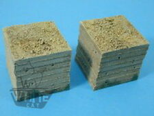 Accurate Armour 1:35 Anti-Tank Cube Set (Large) FF35019*