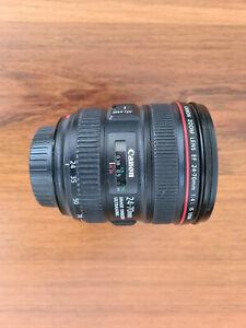 Canon EF 24-70mm 1:4 L IS USM Lens