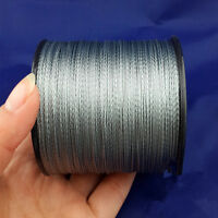 500M PE Fishing Line Strong Power Super Braided Lines 4 Strands 8LB-100LB