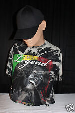 BOB MARLEY - BEFORE THE LEGEND THE RISE OF BOB MARLEY - NEW LARGE T-SHIRT