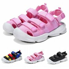 Boys Girls Kids Breathable Summer Beach Casual Walking Sports Sandals Shoes 37 L