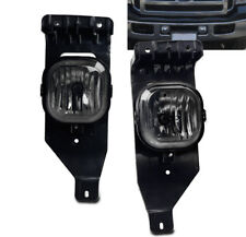 2005 2006 2007 F250 F350 F450 F550 SD EXCURSION SMOKE DRIVING BUMPER FOG LIGHTS