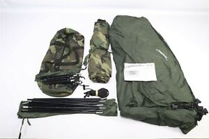 Catoma Stealth 1 Solo One Man Tent OD Green Lightweight Tactical Shelter