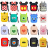 Cute Cartoon Silicone Earphone Protective Cover For Apple Airpods Charging Case