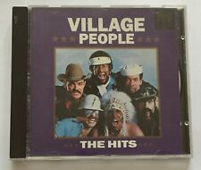 VILLAGE PEOPLE – THE HITS CD ALBUM YMCA In the Navy Go West Can't Stop the Music