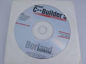 Borland C++ Builder Version 5 Companion Tools Productivity 11469 CPE1350WW1518T