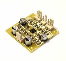 Phonovorverstärker HiFi Stereo MM, Entzerrer-Vorverstärker DC-SYM, PreAmp, NEU